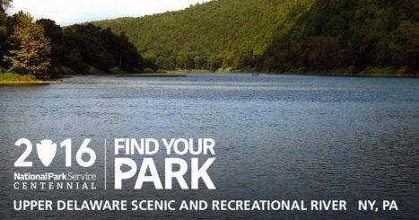 Celebrate The National Park Service's 100th Birthday!