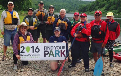 Celebrate 4th of July Weekend on 100 Mile Paddle