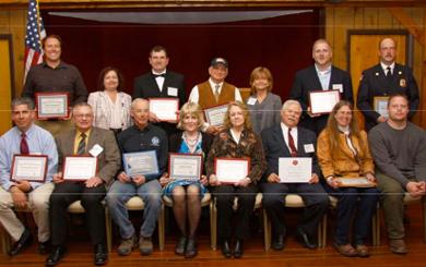 UDC 2011 Honorees