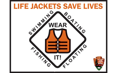 """Wear It!"" Lawn Signs Promote Water Safety"