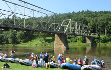 UDC Raft Trip Celebrates 30th River Outing