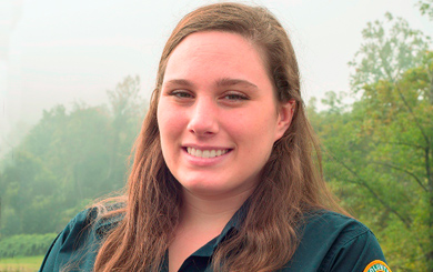 Upper Delaware Scenic and Recreational River Welcomes Centennial Volunteer Ambassador