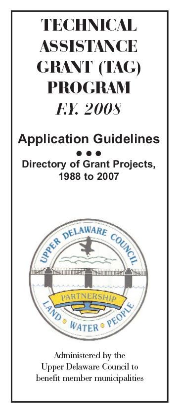 Technical Assitance Grant Program