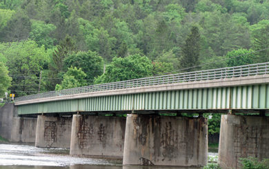 Major Rehabilitations in the Works for Several Upper Delaware Bridges