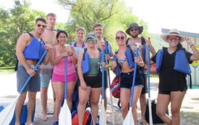 UDC Raft Trip 2019