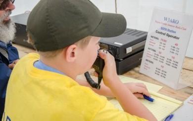 U.D.S.R.R. Hosts HAM Radio Operator Event