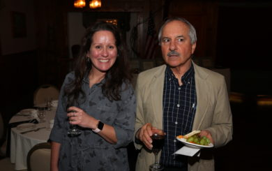 photo of Jessica Newbern and Don Hamilton Don Hamilton from UDSRR NPS