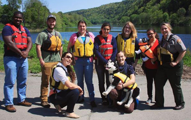 NPS Life Jacket promotion to save lives