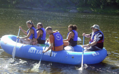 UDC Welcomes Public on Aug. 6 Raft Trip
