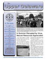 Cover of UDC Newsletter Summer 2020