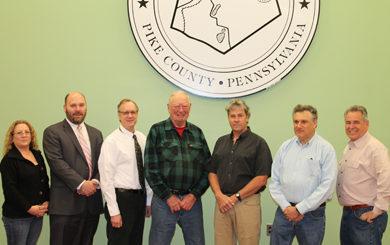 UDC board group photo