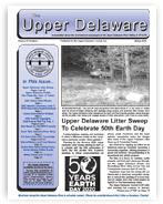 Spring 2020 Upper Delaware Newsletter