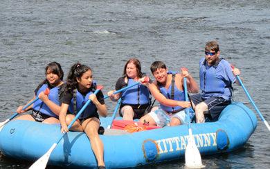 UDC Raft Trip Attracts 137