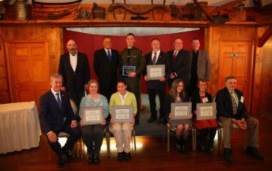 Group photo of 2019 UDC Award winners