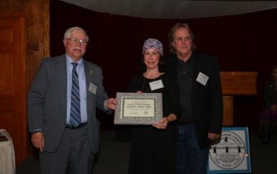 Tina Spangler and Rocky Pinciotti congratulations