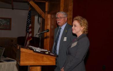 UDC Chairperson Harold Roeder, Jr.