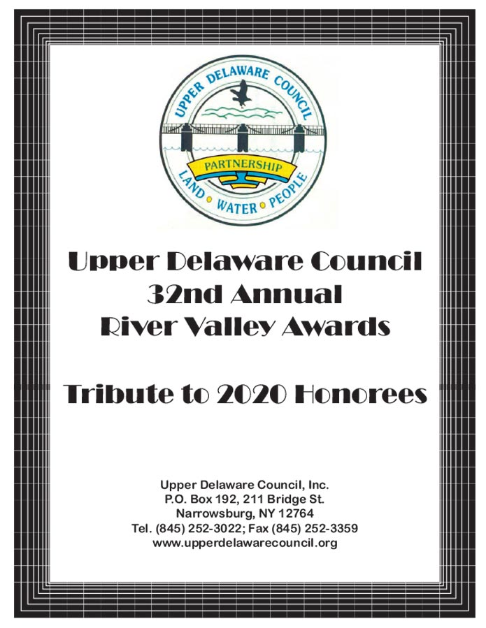 Tribute to 2020 Honorees