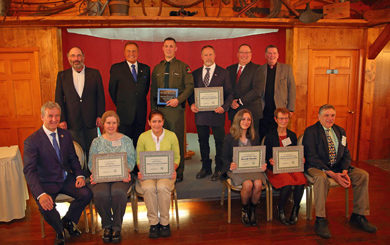 Upper Delaware Council Bestows Annual Awards at 2019 Banquet