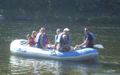 UDC River Trip