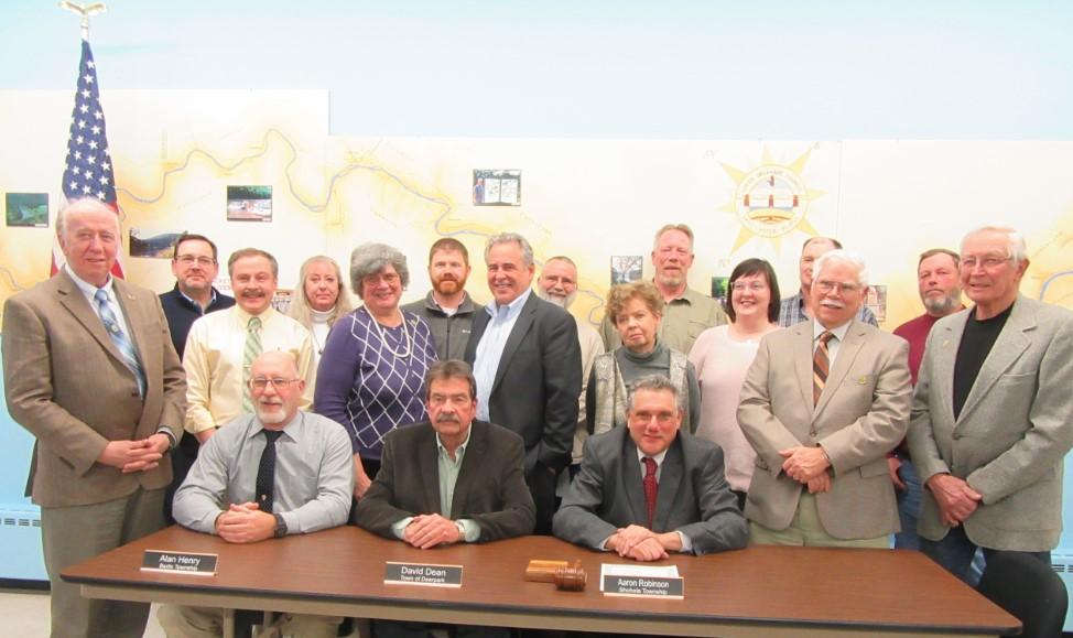 2018 UDC Board of Directors