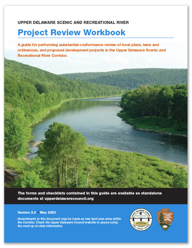 Upper Delaware Scenic and Recreational River Project Review Workbook
