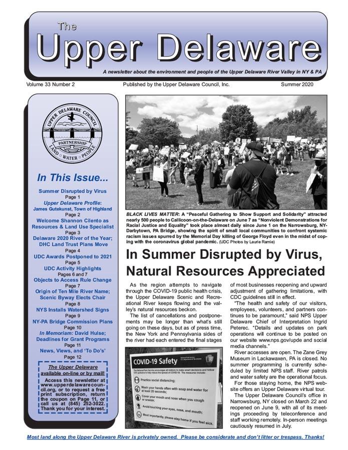 newsletter spanning six months