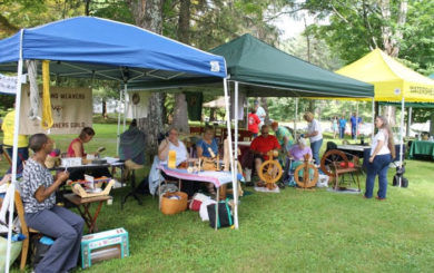 Family Fun at 14th Annual Zane Grey Festival