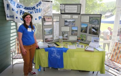 Upper Delaware Council educational booth