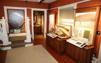 Zane Grey Museum exhibits