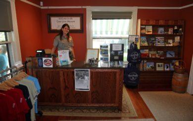Zane Grey Museum Gift Shop