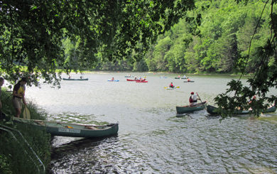 UDC Awards Three River and Shoreline Clean-up Grants for 2019