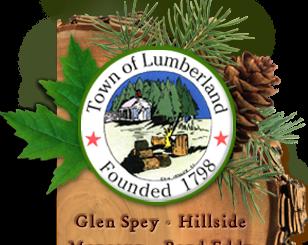 Town of Lumberland logo