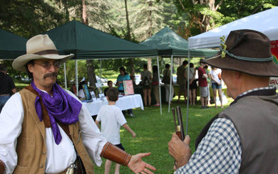 13th Annual Zane Grey Festival July 15